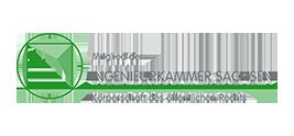 Logo Ingenieurkammer Sachsen