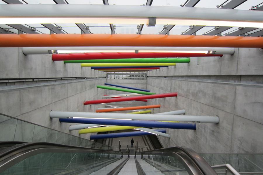 City-Tunnel Leipzig, Bayerischer Bhf.