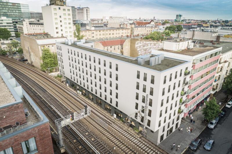 Bürogebäude Uhlandstraße, Berlin