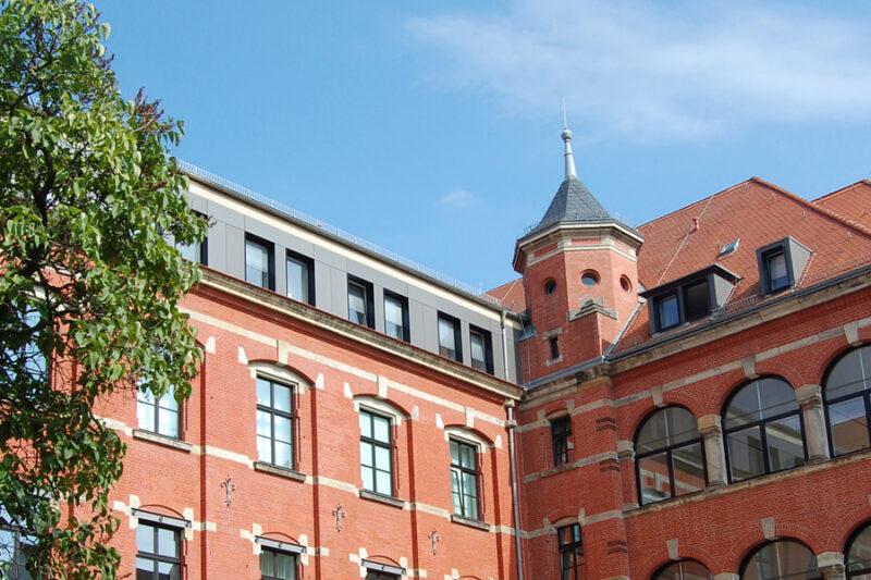 Haus M, Universitätsklinikum Leipzig