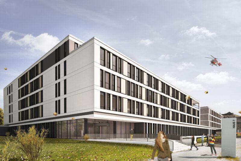 Haus 7, Universitätsklinikum Leipzig