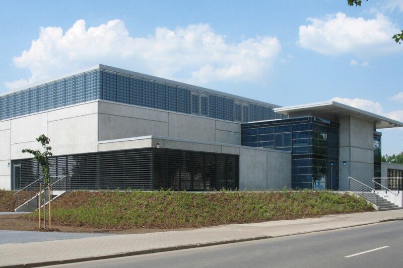 Sporthalle, Markranstädt