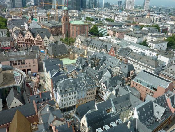 Dom-Römer-Quartier, Frankfurt/M.