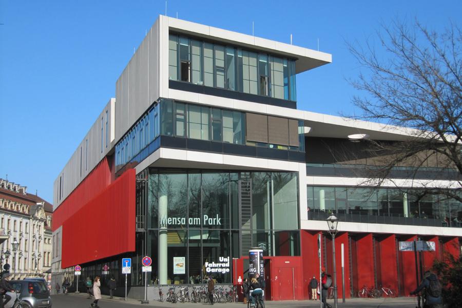 Campus Augustusplatz, Leipzig