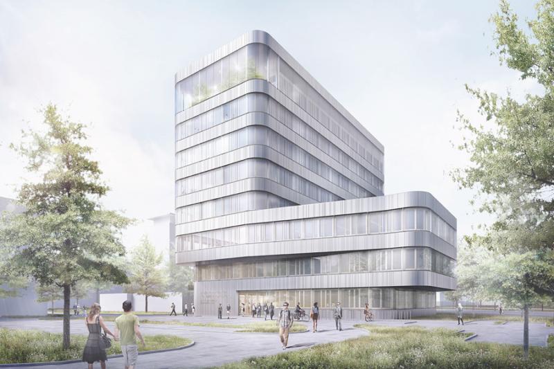 Laborgebäude UFZ, Leipzig
