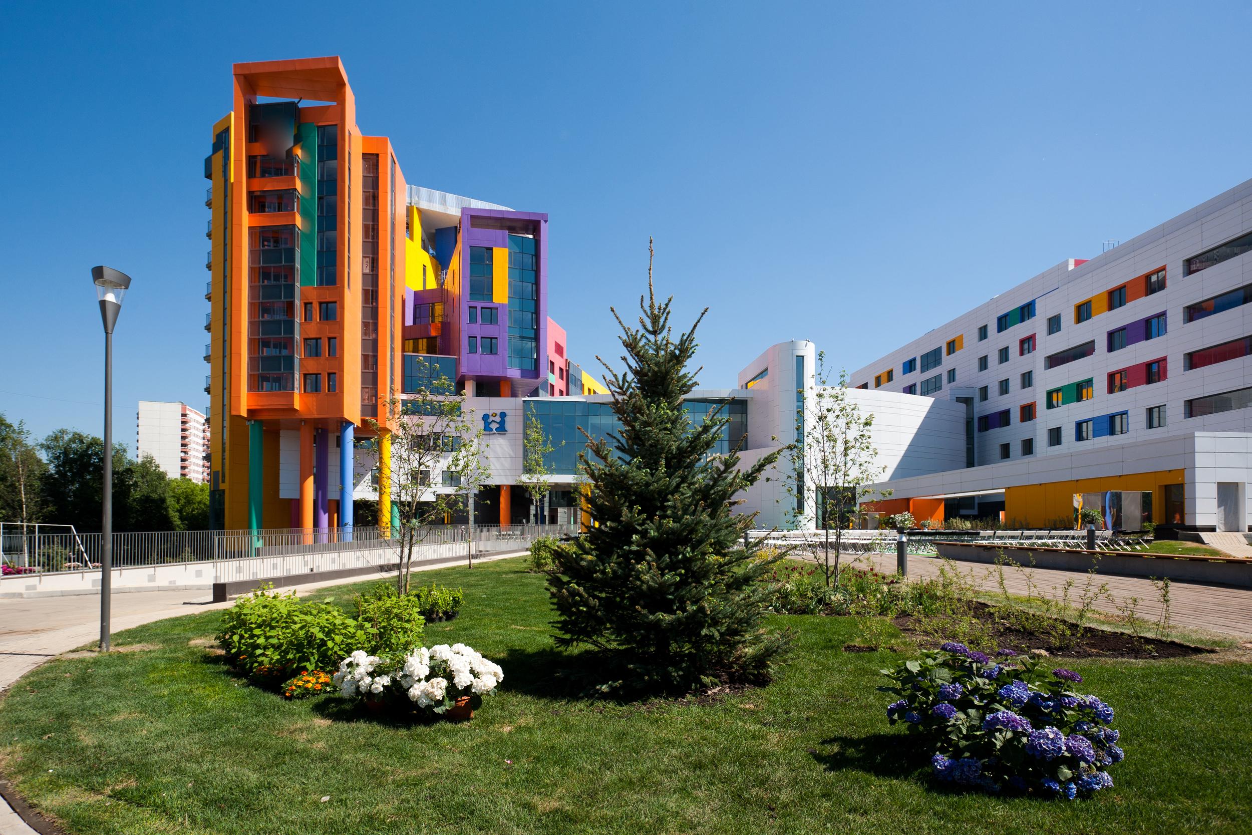 Kinderklinik, Moskau