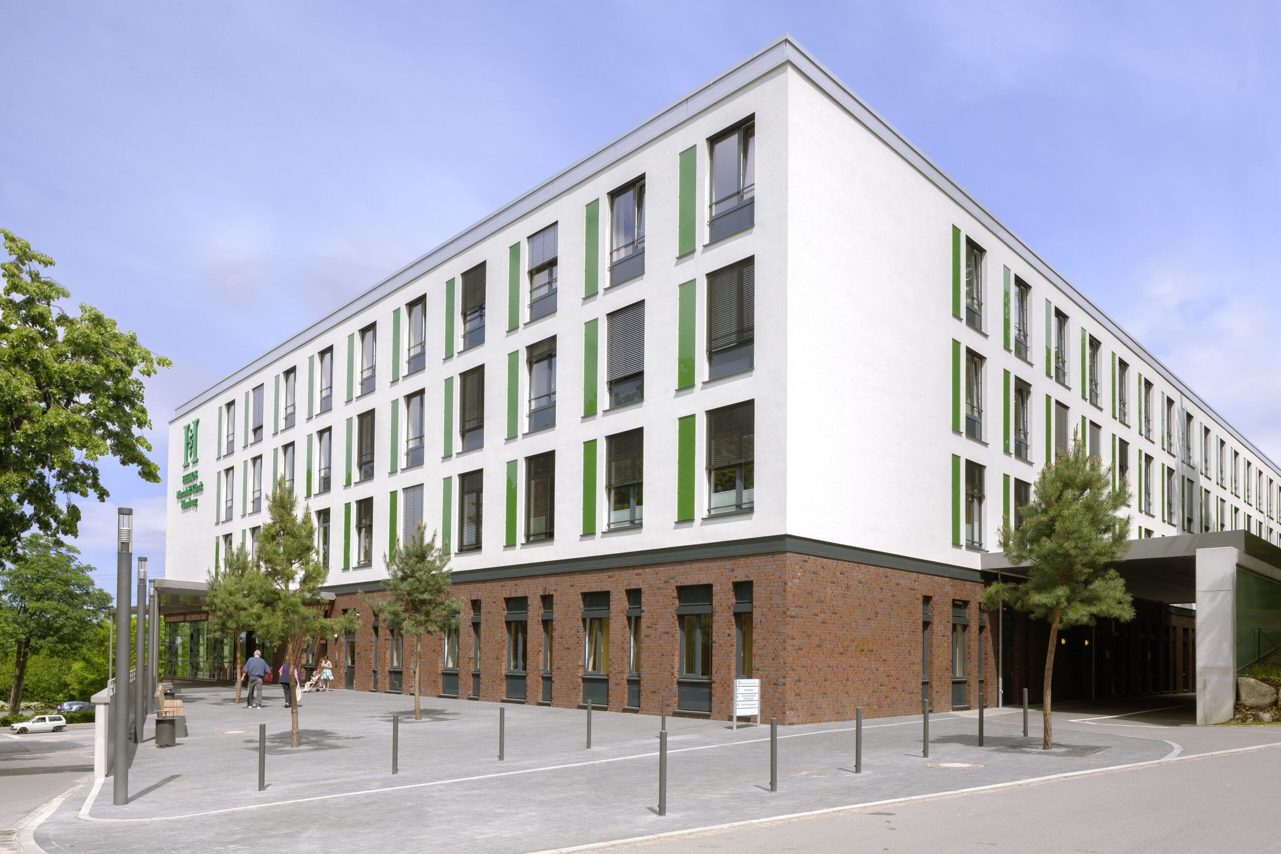 Helios Mariahilf Klinik, Duisburg