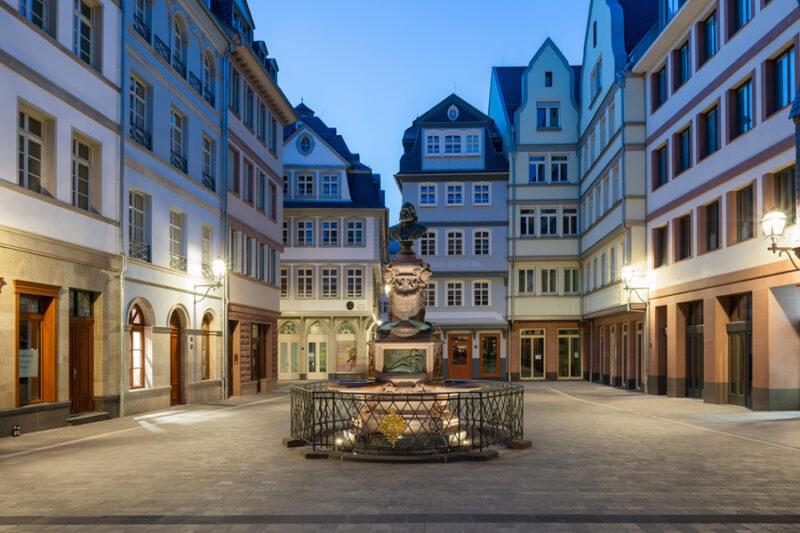 Dom-Römer, Frankfurt/M.