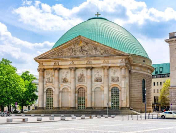 Kathedrale St. Hedwig, Berlin