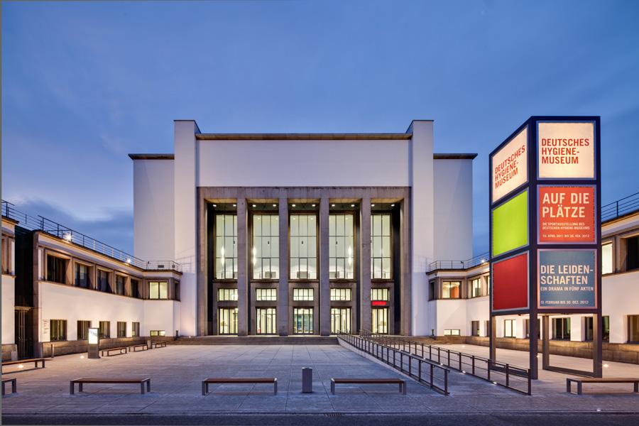 Deutsches Hygiene-Museum, Dresden