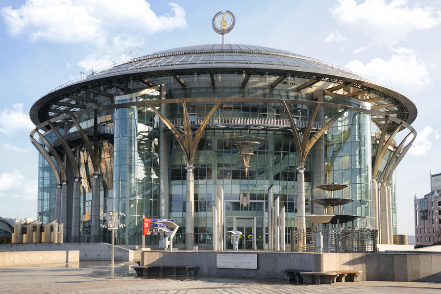 House of Music, Moskau