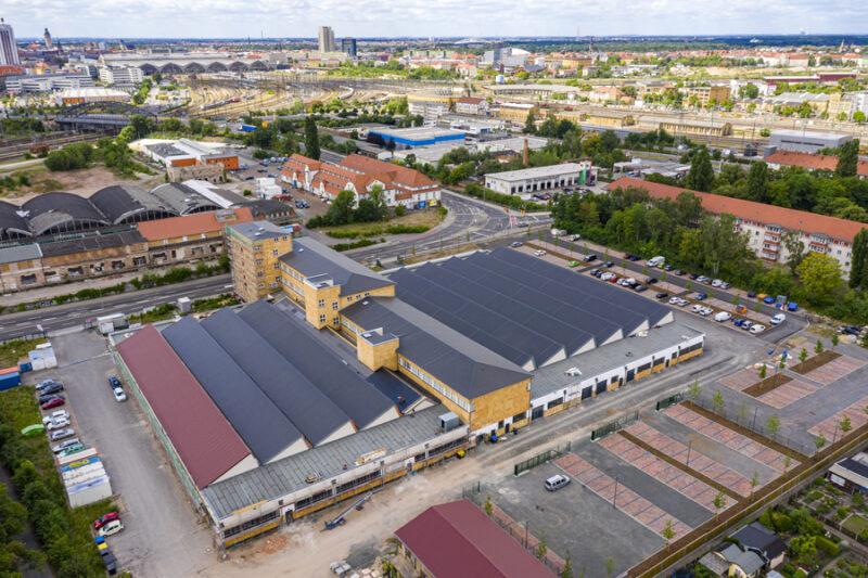 Alter Postbahnhof, Leipzig
