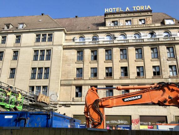 Hotel Astoria, Leipzig