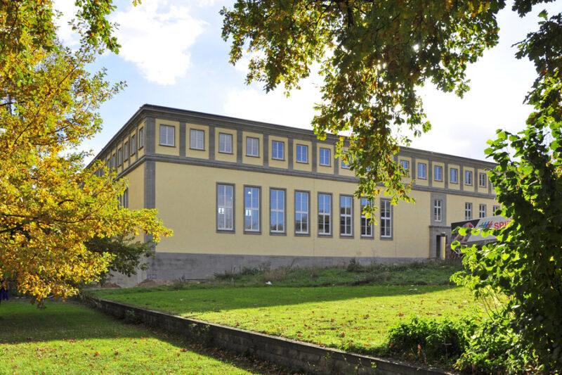 August-Schärttner-Halle, Leipzig